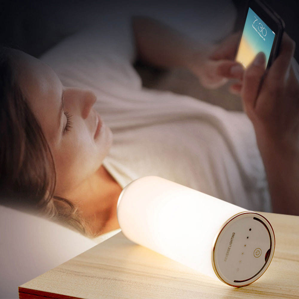 Rechargeable LED Table Lamp for Hotel Decoration Gift Night Light