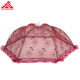 High grade lace Foldable mesh food cover tent Table cover for fly