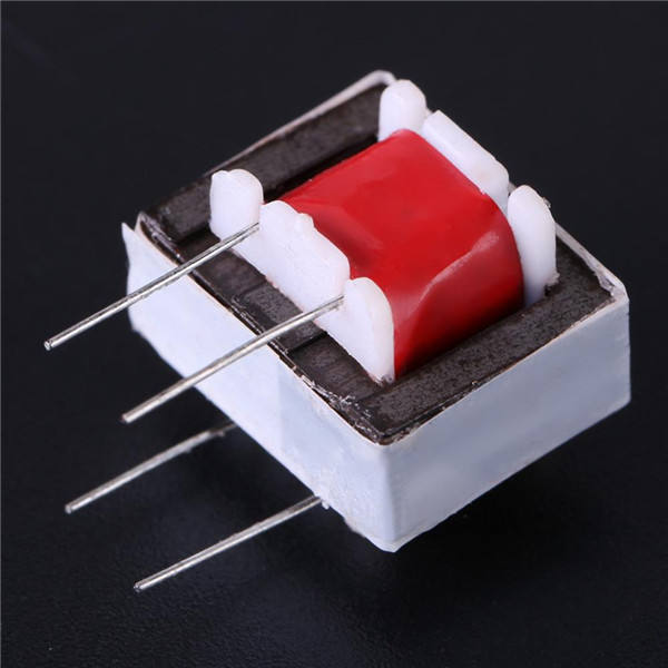 10 pcs/pack 600: 600 Ohm 1:1 EI14 Transformator Isolasi Audio Transformers