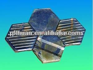 high quality and various shape Cast Basalt Tiles