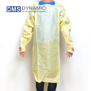 Disposable Protective Gowns for Hospital Use