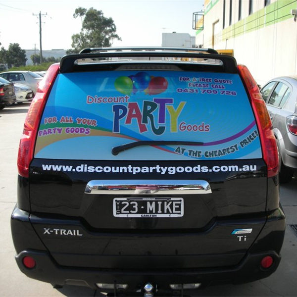 Custom Design Car wraps Vehicle Decal Stickers For Decoration