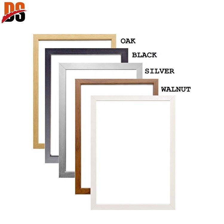 Oak Modern Style Picture Photo Frame Large Maxi Poster Frames Wood Effect A1 A2