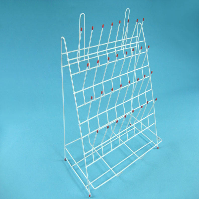 Chemistry Laboratory Drying Rack of Test Tube