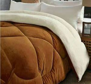 white and color velvet fleece bedspreads and set,OEM order is acceptable
