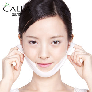 Lifting Slim Facial Double Chin Rducer Chin Up Patch V shape V Line Face Mask OEM