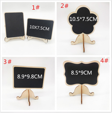 Small Wedding Message Board Signs With Support Easels