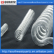 Glass Tube Quartz Glass Tubes Transparent Spiral Quartz Glass Tube