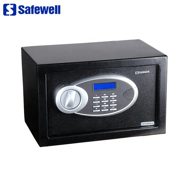Safewell 20EUD High Quality LED Electronic Digital Steel Lock Safe For Safe