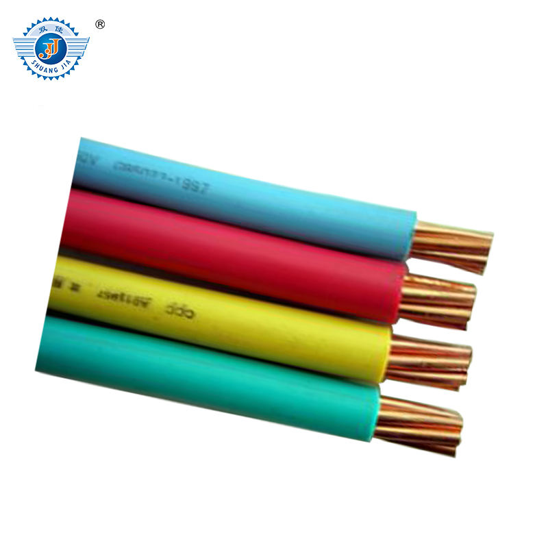 zhengzhou 1.5mm 2.5mm 4mm 6mm 10mm electrical wire