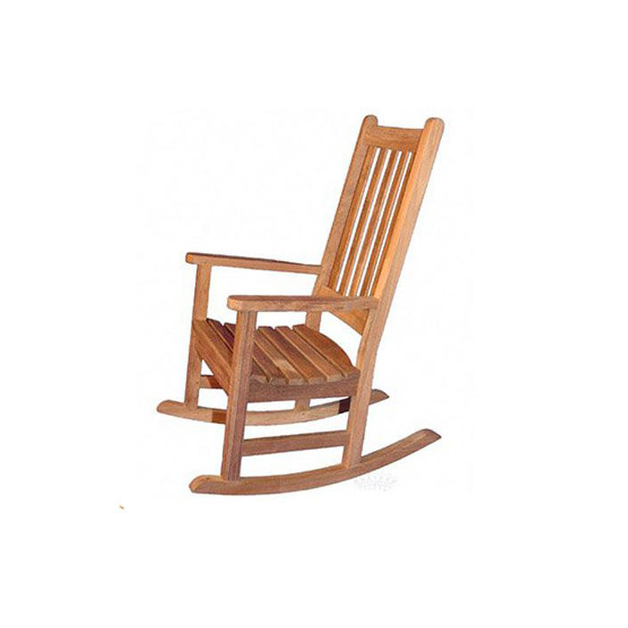 Top Manufacturer Eco Friendly Furniture Wooden Rocking Chair Rocking Chair
