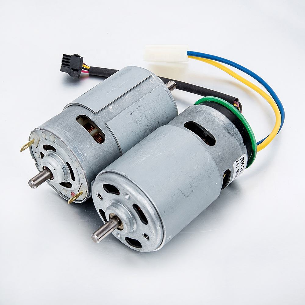 Double Ball Bearing Large Torque High Power Electric DC Motor for DIY Parts ETE ETMATE 775 DC Motor 12V-24V 10000 RPM Mini Electric Motor