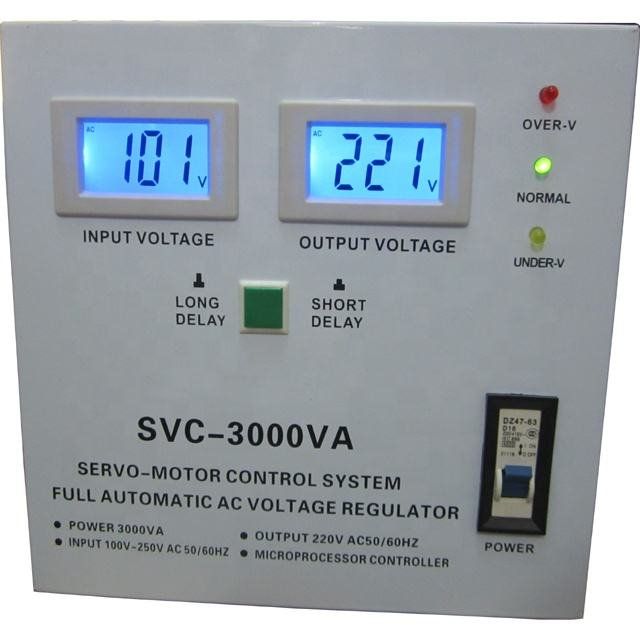 voltage stabilizer in japan/stabilizer made japan