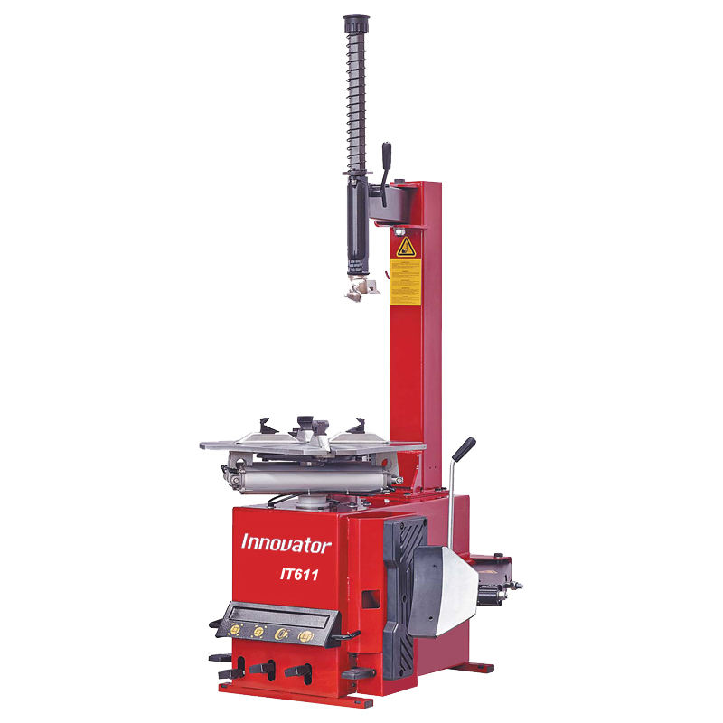 Cost effective air operated tyre changer air powered tire changer IT611 with CE