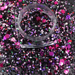 2020 Wholesale Top quality colors bulk glitter for craft festival decoration