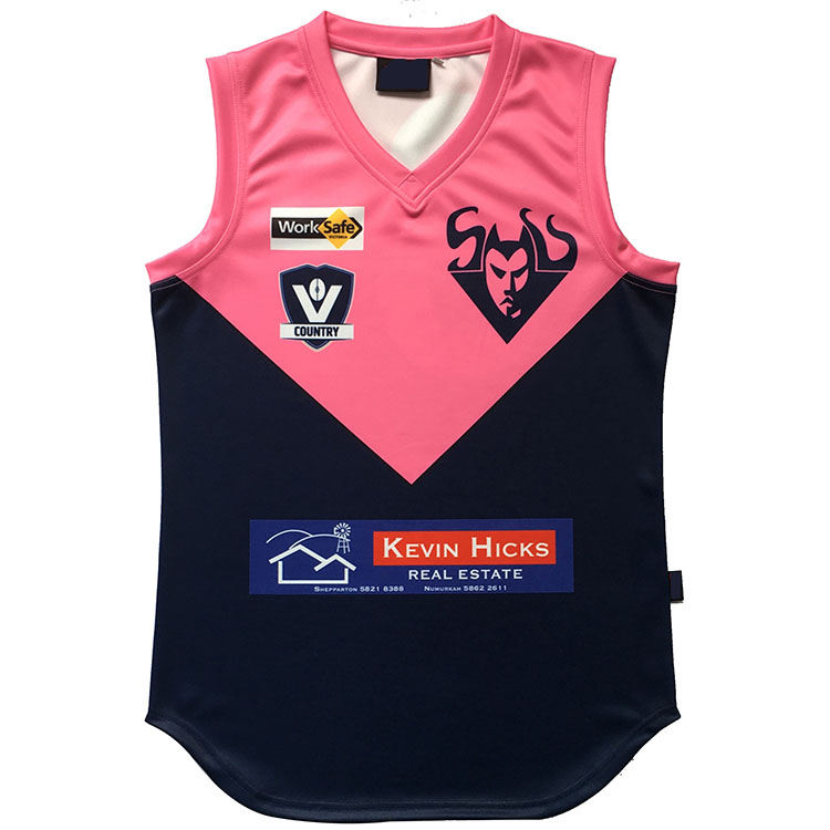 승화 럭비 단봉 Women Man Afl Jumper Football Jersey
