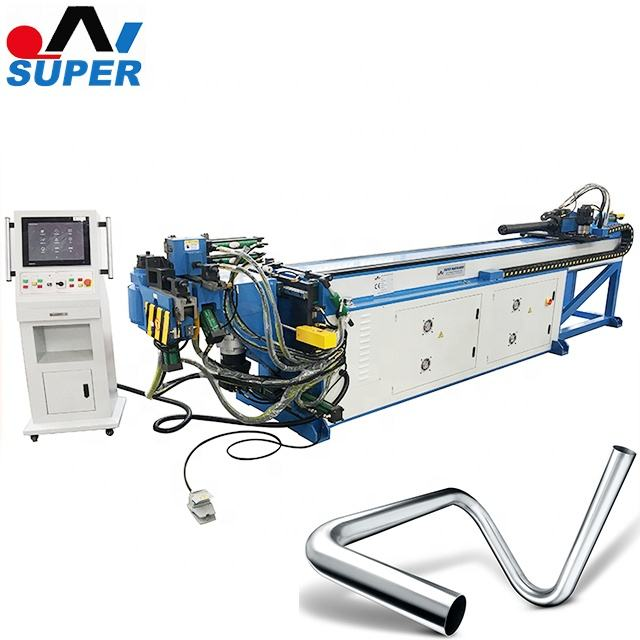 single head stainless steel tube cnc bending machine