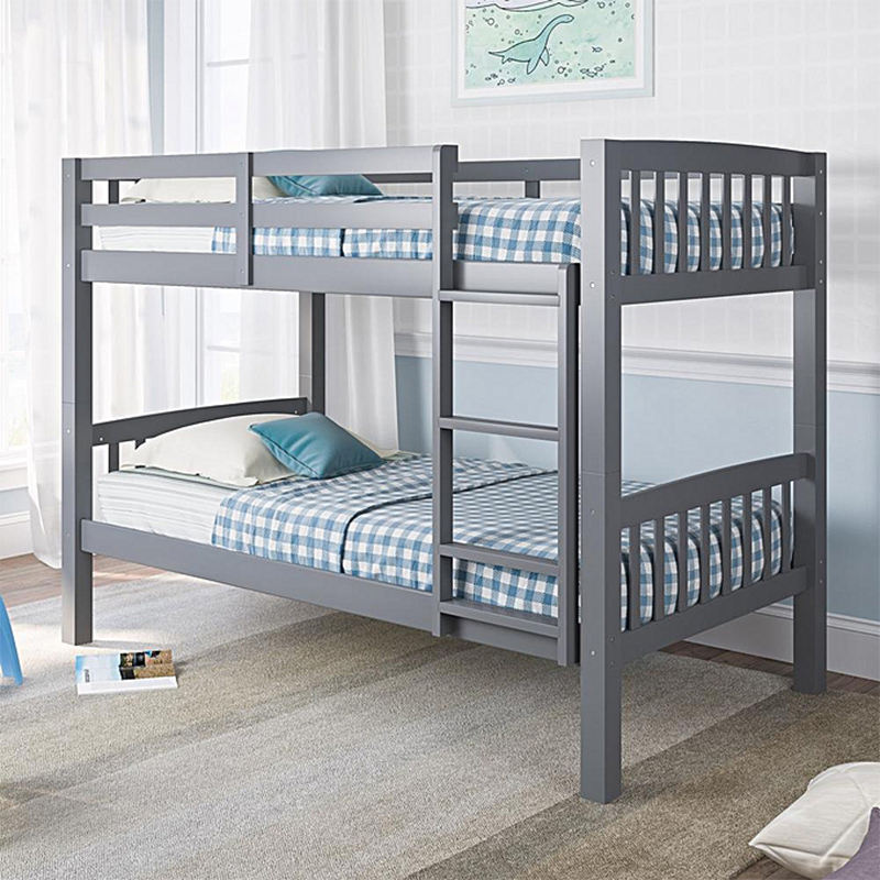 Easy assembly adult bunk bed cheap dorm bunk bed for sale