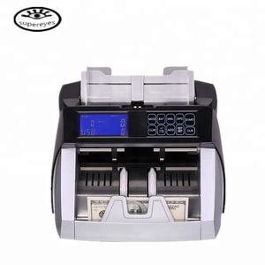 Russian Ruble bill counter / value note counting machine / count Rouble / supereyes