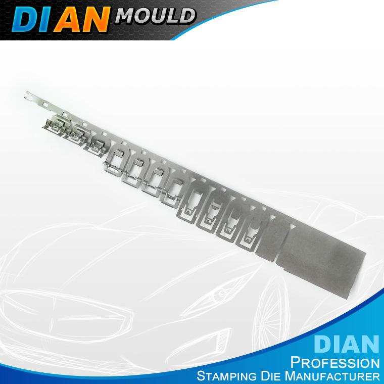 Alta qualità di metallo di precisione che rende le parti di timbratura auto mobili