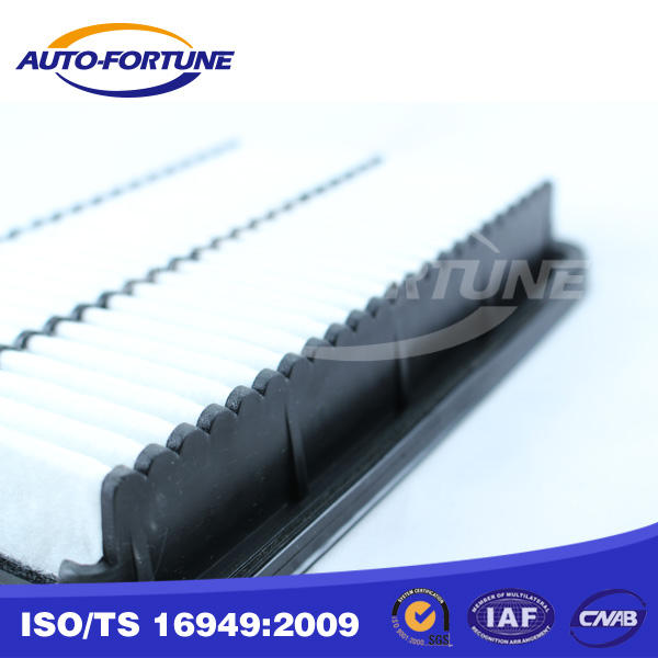 auto air filter pp, sakura air filter FOR CAR 28113-1Y100