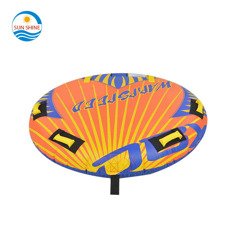 Crazy Water Toys Inflatable Towable Tube Ski tube for Water Sport