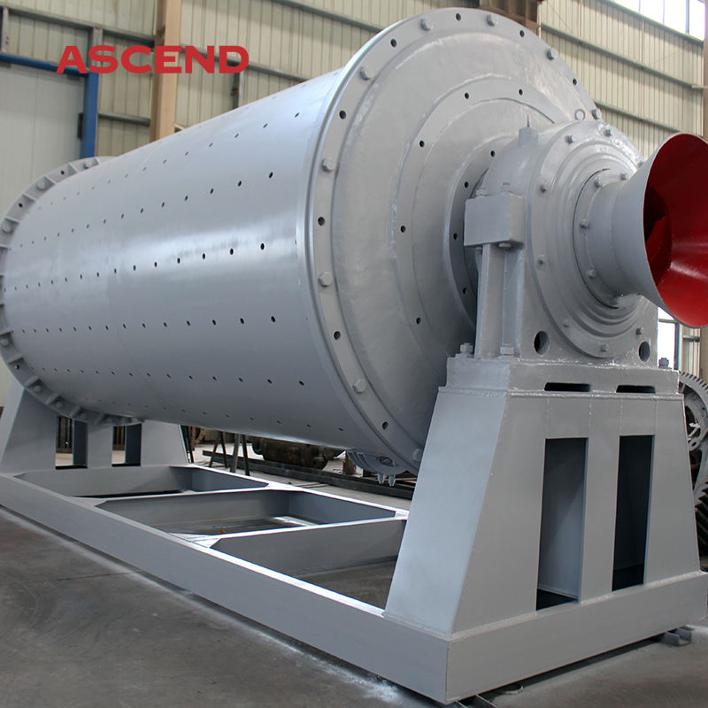 high efficiency mineral stone wet grinding ball mill machine for grind mineral lead copper ore