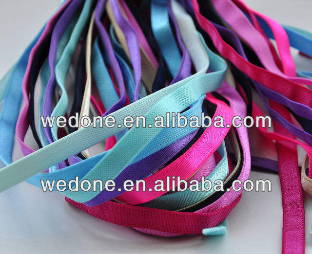 Wholesale Elastic Ribbon for Lingerie Satin Elastic for Bra Underwear Stretch Bra Elastic Underwear 4mm-15mm