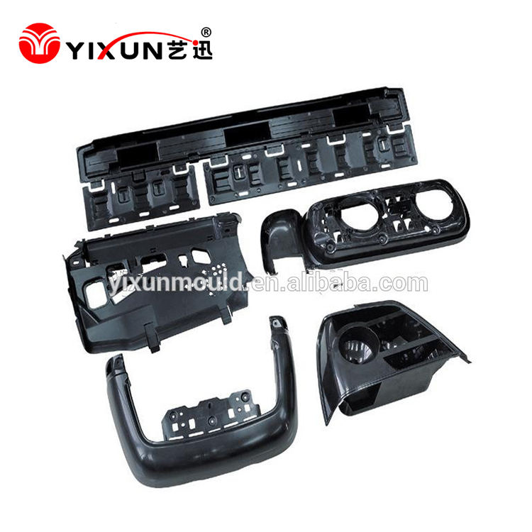 China dongguan factory supply auto bumper parts moulding,automotive plastic parts injection mold