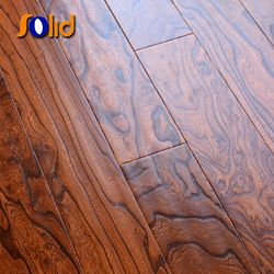 Hot sale Chinese beautiful solid wood parquet flooring