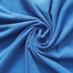 100 Polyester microfiber knit fabric in roll