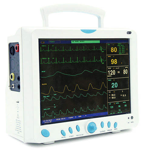 CONTEC CMS9000 CE and FDA Certificated icu bedside patient monitor system hospital equipment