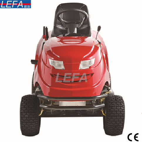 farm electric ride on mower CE approved
