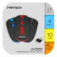 Mixed Color 2.4Ghz USB Optical Slim Wireless Mouse for loptop