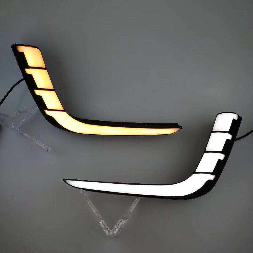 Hot selling daytime running lamp drl front light for suzuki swift drl head lamp