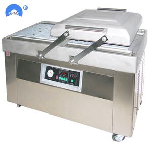DZQ-400/2SB Vacuum Packing Mesin Vacuum Sealer dengan Air Flushing