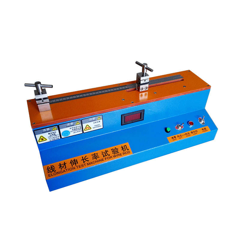 Wire rope elongation tester/test machine/testing equipment