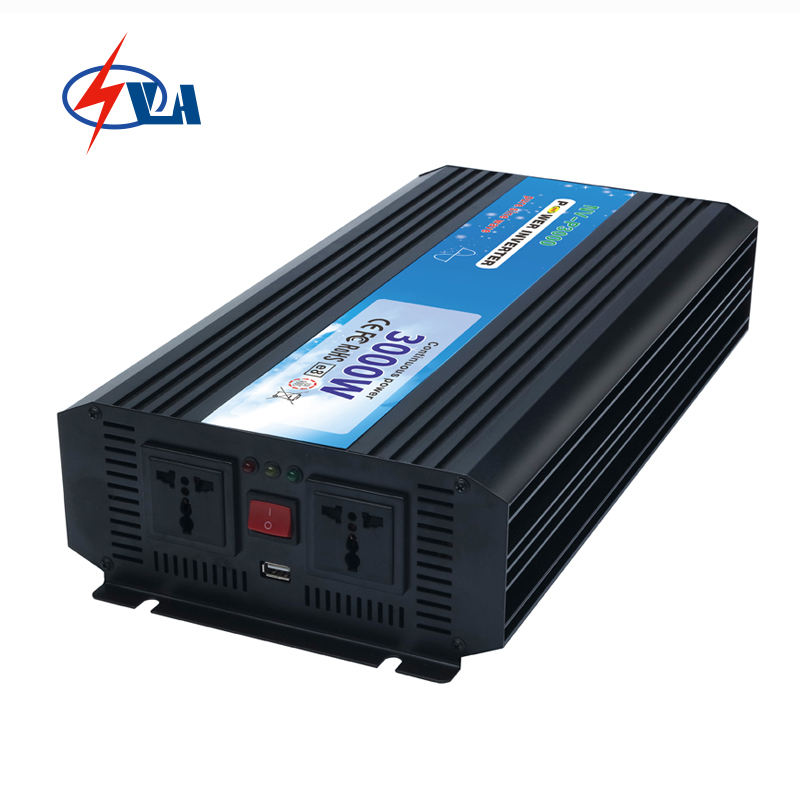 3000W off grid dc to ac pure sine wave power inverter