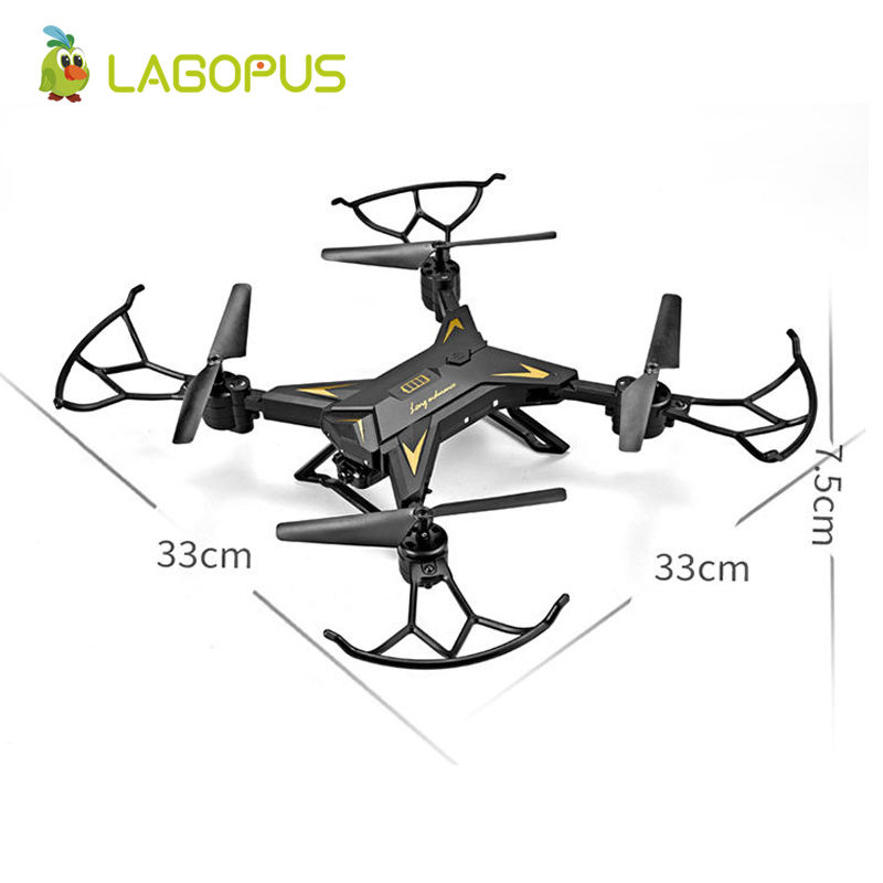 KY601S Foldable RC 1080P Wide Angle WIFI FPV Drones with camera HD Mini drone Helicopter Aircraft drone