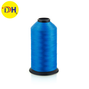 factory sale 100% nylon bonded thread 210D/2 200g NYLON MONOFILAMENT THREAD FOR GARMENT ACCESSORIES