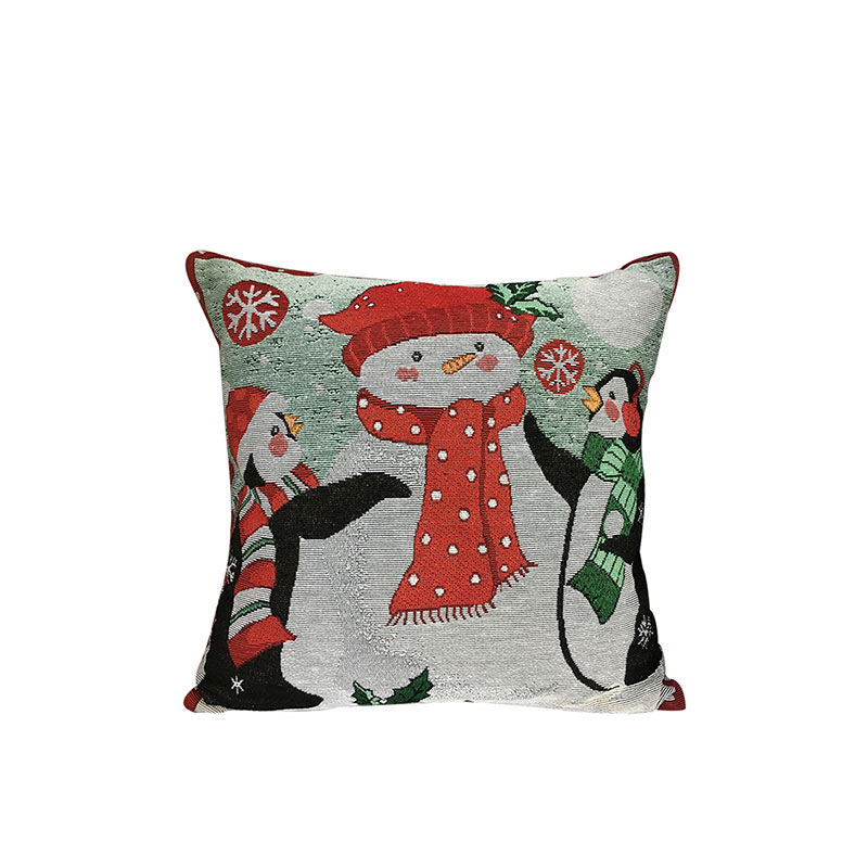 Professional most popular beautiful decorative throw pillows christmas cushion