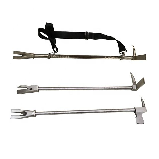 Firefighting Manual Rescue Tool Hooligan Hand Crowbar Force Entry Tool