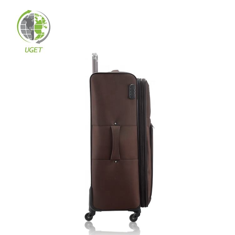 Free Sample 600d Polyester Eva Bag 24 Inch Suitcase Trolley Luggage For Airport