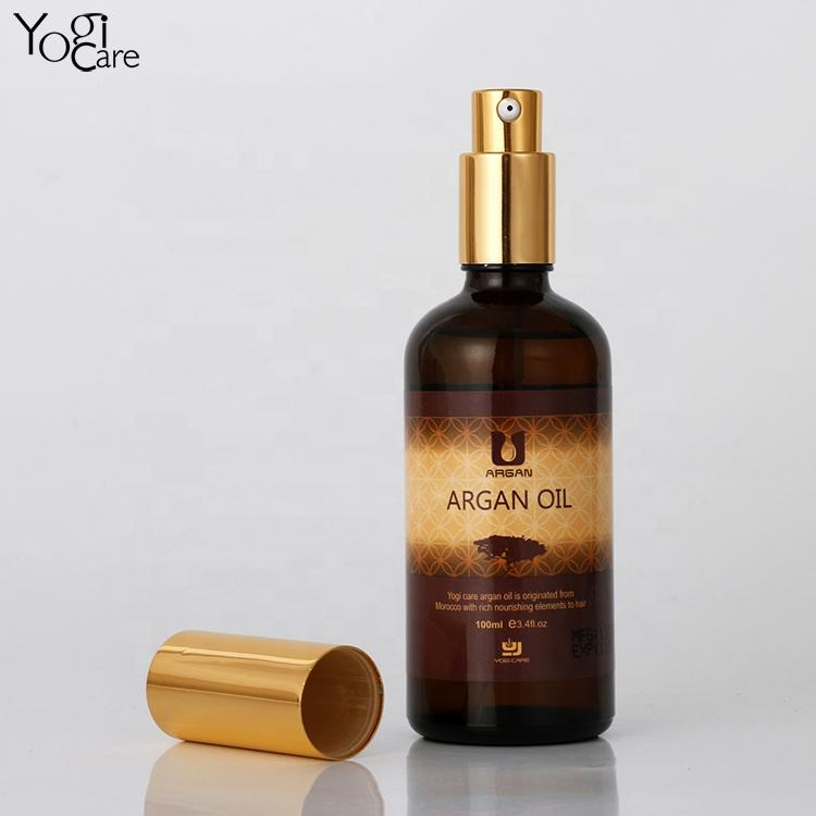 Professional Morocco Pure organic argan oil serum