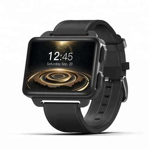 Baru DM99 Smart Watch MTK6580 Android 5.1 3G GPS WIFI 1GB RAM 16GB ROM Detak Jantung Smartwatch 2.2