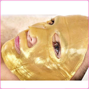 24K Gold Collagen Crystal Facial Mask