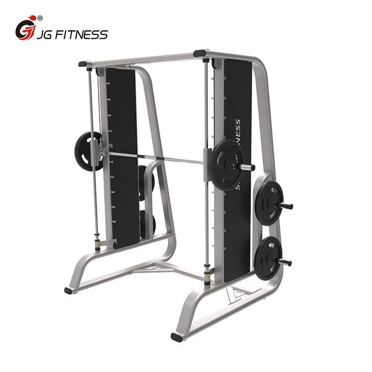 Équipement de gymnastique de remise en forme commerciale power rack smith machine De musculation entraînement fonctionnel machine d'exercice