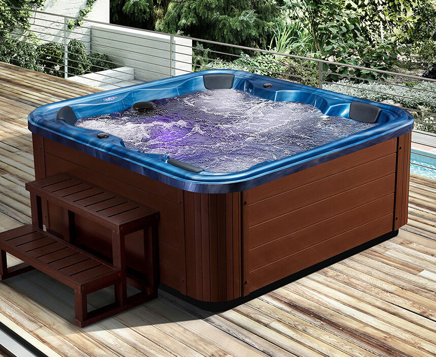 family spa bathtub; best seller spa;sitting bath spa Delux Outdoor spa hot tub pool