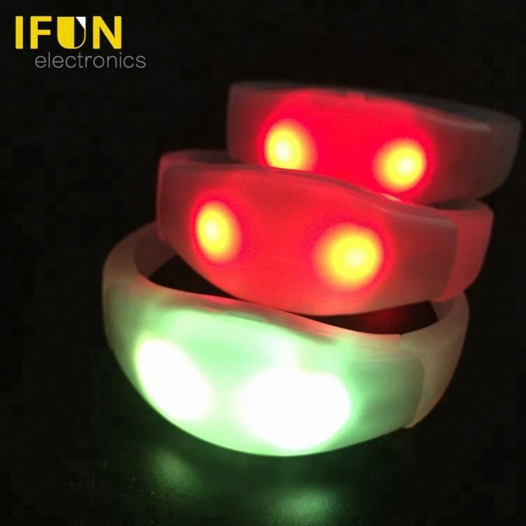 Really cool gadgets party favors for kids blinking wristbands