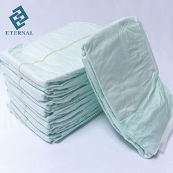 CE FDA Certificate Soft Super Absorption China Manufacturers Incontinent Disposable Adult Diaper